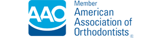 AAO Logo at Associated Orthodontists in Wausau Marshfield Eau Claire WI