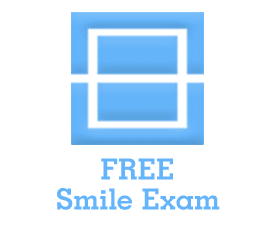 Free Smile Exam Hover Button at Associated Orthodontists in Wausau Marshfield WI
