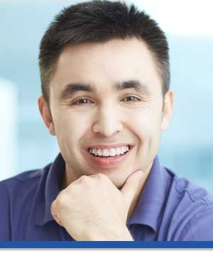 Man with Braces Photo at Associated Orthodontists in Wausau Marshfield Eau Claire WI