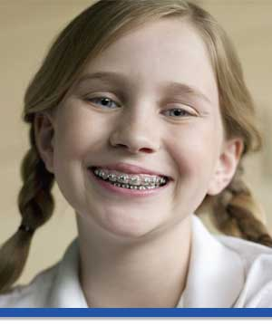 Girl with Braids Photo at Associated Orthodontists in Wausau Marshfield Eau Claire WI