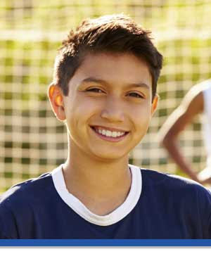 Young Athlete Photo at Associated Orthodontists in Wausau Marshfield WI