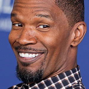 Jamie Foxx at Associated Orthodontists in Wausau Marshfield Eau Claire WI